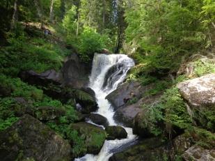 Mid Waterfalls No.1